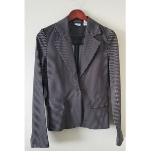 Old Navy Pinstriped Blazer